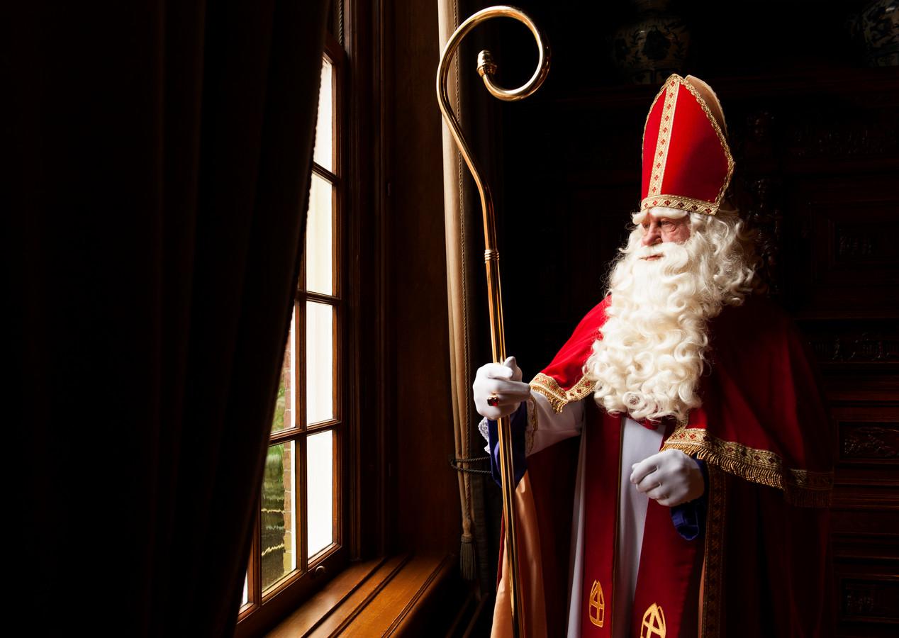 De Sint zal in november stilletjes het land binnenkomen.