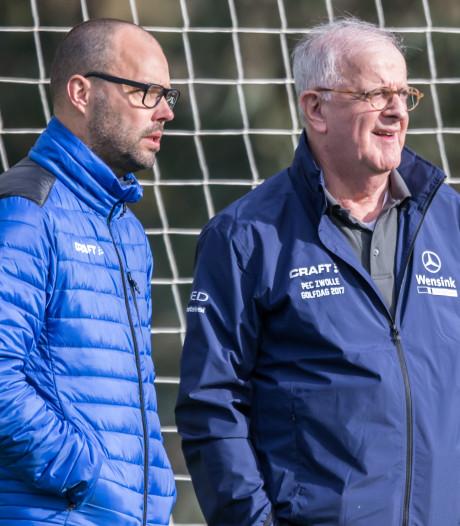 Directie PEC Zwolle spreekt van 'zwarte bladzijde' en mikt op schokeffect tegen VVV