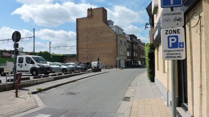 Rijrichting Ommegangstraat gedraaid