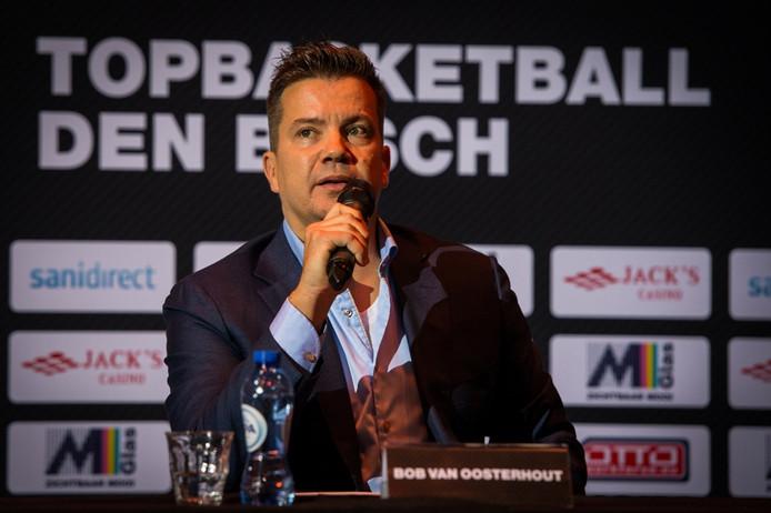 Bob van Oosterhout. FOTO New Heroes
