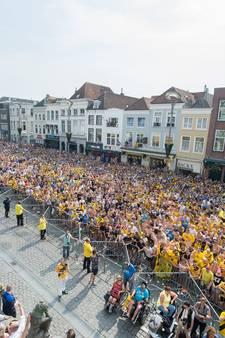 Dit betekent promotie van NAC voor Breda als stad