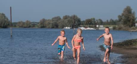 In oktober kun je gewoon in de IJssel zwemmen