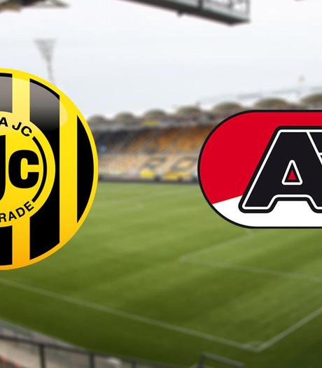 Hekkensluiter Roda JC ontvangt ploeg in vorm