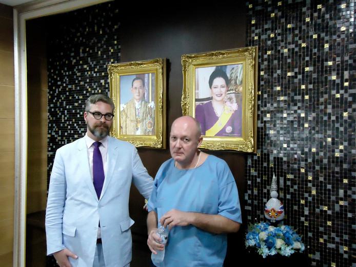 Coffeeshophouder van Laarhoven veroordeeld in Thailand