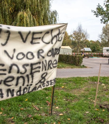 Woonwagenbewoners Zwolle willen twaalf nieuwe plekken