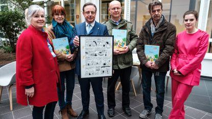 Piet Pienter en Bert Bibber: integrale uitgave van populaire stripreeks maakt groot fan  Bart De Wever bijzonder gelukkig
