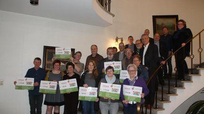 8.800 euro voor duurzame projecten in het zuiden
