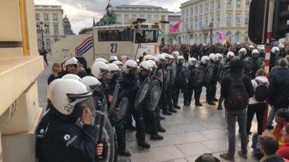 """Extinction Rebellion verzamelt getuigenissen over optreden Brusselse politie: """"Als verhalen kloppen, kan dit niet door de beugel"""""""