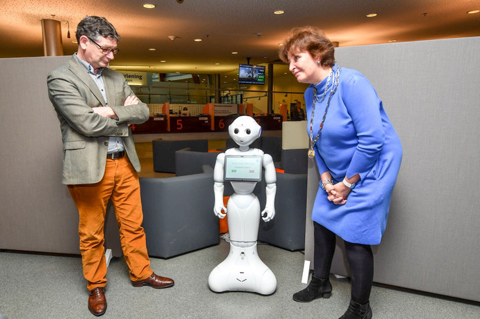 Robot Alphie