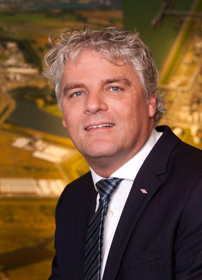 Neldes Hovestad, Zeeuws voorzitter van VNO-NCW en directeur Dow Benelux Terneuzen.