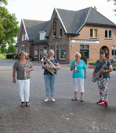 Onenigheid kost 106-jarige Harmonie Wesepe de kop