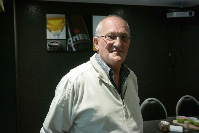 Slachtoffer André Martin.