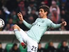 Opnieuw mijlpaal Thomas Müller: 300ste wedstrijd in de Bundesliga