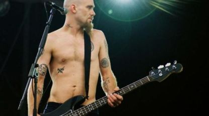 Nick Oliveri van Queens Of The Stone Age special guest in Cinema