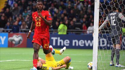 De Belgische spitsen sinds WK 2018 bij hun clubs: Lengten achter Lukaku
