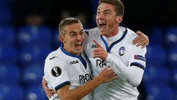 OVERZICHT Europa League: Castagne en Atalanta trakteren Everton op rammel - J. Lukaku speelt gelijk tegen Vitesse