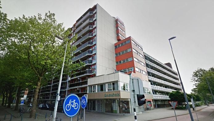 Het Rotterdamse Emmahuis.
