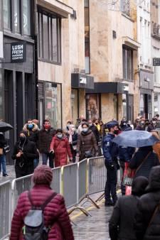 Un site internet pour connaître le niveau d'affluence de la rue Neuve