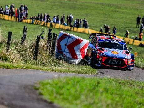 Neuville malchanceux au Rallye d'Allemagne