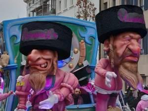 C'est confirmé: l'Unesco retire le carnaval d'Alost de la liste du patrimoine immatériel de l'humanité