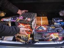 Grote zorgen over Duits vuurwerk, burgemeesters in regio zijn voor invoerverbod en grenscontroles