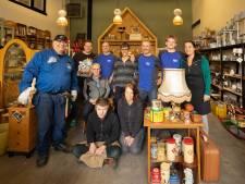 Bikkels bij de dagbesteding in Soest houden niet van een kantoorbaan