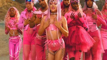 Dit zijn de hippe ontwerpers achter de outfits van Lady Gaga's 'Stupid Love': 'Gaga gaf me de kracht om moedig en eerlijk te zijn'