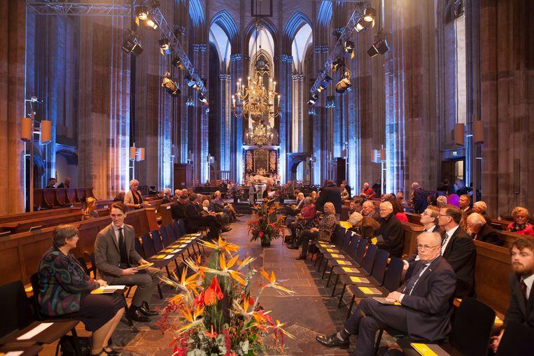 De Domkerk in Utrecht Beeld Maarten Hartman
