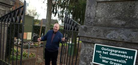 Jos Hageman doet alles voor 'zijn' Didamse begraafplaats
