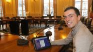 Raadzaal is klaar voor live-uitzendingen gemeenteraad