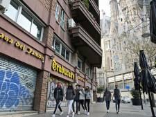 Spanje in Europa zwaarst getroffen door pandemie: 'Toeristen zorgden voor leven hier op straat'