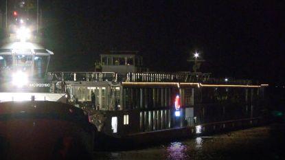 Cruiseschip met 171 passagiers botst met tanker op Westerschelde: 5 gewonden