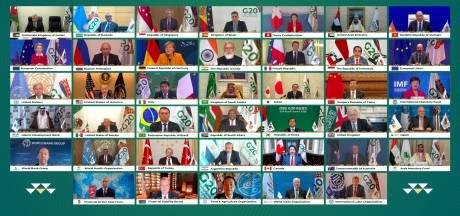 Un G20 virtuel inédit