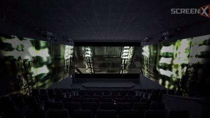 Eerste 270°-cinema in België komt naar Kinepolis Antwerpen