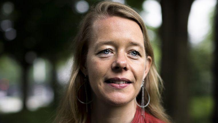Patricia: 'Iedereen heeft het maar over die daders. Maar ik was niet met hen bezig.' Beeld Rink Hof