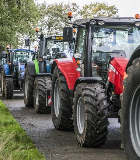 Boeren: Protest met minister als kop van Jut