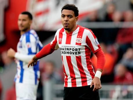 Donyell Malen terug bij PSV: 'Ga heel hard werken aan mijn herstel'