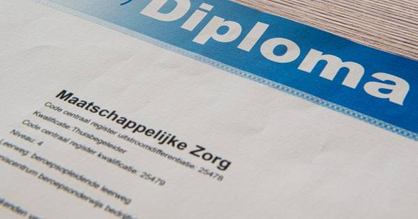 Zo ver kom je met een vervalst zorgdiploma in Twente | Regio | tubantia.nl