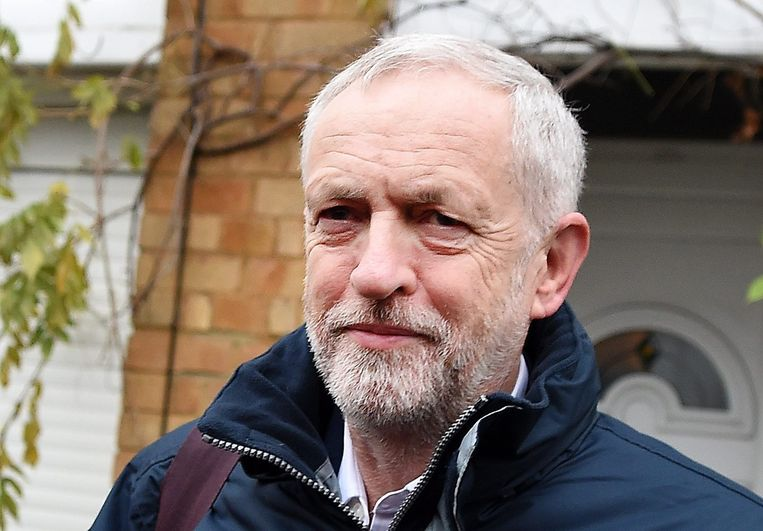 Jeremy Corbyn. Beeld anp