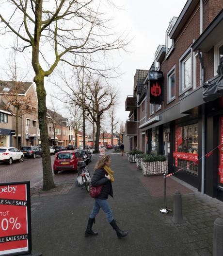 Protest tegen centrummanagement Nuenen laait op