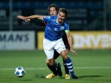 FC Den Bosch miste z'n afwezigen meer dan Jong PSV: 'Het was een beetje de lamme tegen de blinde'