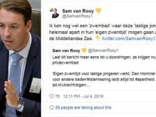"""Un député Vlaams Belang dérape sur Twitter: """"Un message écœurant, sans aucun doute"""""""