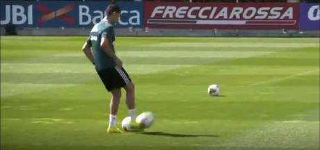 Le panier de grande classe de Cristiano Ronaldo