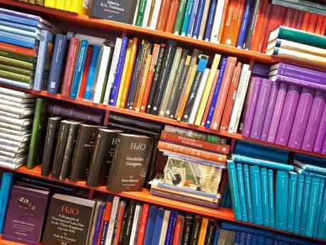 Bibliotheek in Het Forum stoot duizenden boeken af voor bezuinigingen