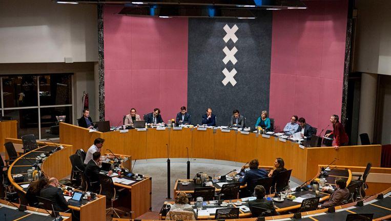 De gemeenteraad zal binnenkort over het plan moeten spreken. Beeld anp
