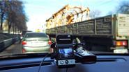 Dashcam doet roekeloze automobilist de das om
