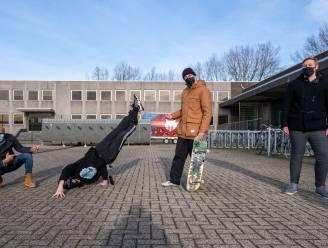 "Freerunners en skaters nemen intrek in Douanegebouw: ""Corona gaf urban sporten enorme boost"""