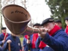 Genieten van d'oale roop in Beeklustpark in Almelo