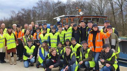 Wienerberger en Campine zetten in op duurzaamheid: 7.500 vrachtwagens van de baan en recuperatie van 10.000 autobatterijen per dag