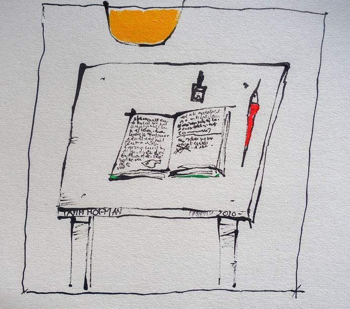 Wim Hofman: Dagboek